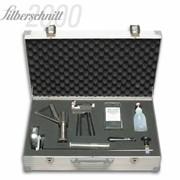 Набор инструментов для резки толстого стекла, в алюминиевом чемоданчике фото