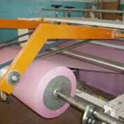 Бумага для производства туалетной бумаги на сангигиенической основе фото