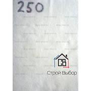 Геотекстиль белый 250 г/м2 1x100 фото