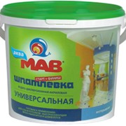 Шпатлевка АКВАМАВ универсальная старт+финиш (ПРОФИ-8) фото