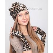 Митенки леопардовые 27 фото