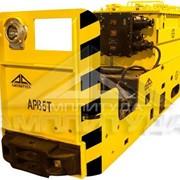 Аккумуляторный электровоз АРВ5Т фото