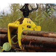 Грейфер Loglift Jonsered X43 (X-43) фото