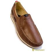 Туфли (мокасины) Red Rock 8510 NV 50 коричневые фото