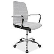 Кресло компьютерное Signal Q-M3 (серый) фото