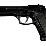 Пистолеты газовые травматические Firat Magnum black фото