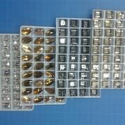 Стразы пришивные стекло 1уп - 36шт фото