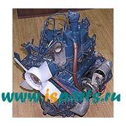 Двигатель Kubota Z600 фото