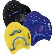 Лопатки для плавания Beco черные р L 96441 99 фото