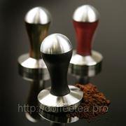 Пресс для кофе (темпер) Cafelat Royal Black 58 мм. фото