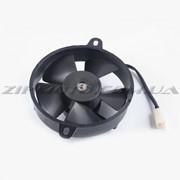 Вентилятор радиатора 4T CH250 в сборе с кожухом KOMATCU mod:B фото