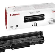 Услуга заправки картриджа Canon 728 для лазерных принтеров