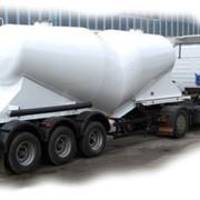 Полуприцеп-цистерна для перевозки цемента ЦТ-28 фото