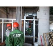 Монтаж подъемного оборудования (лифтов, эскалаторов, траволаторов) фото