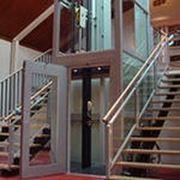 Лифты специально для таунхаусов фото