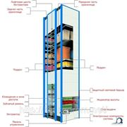 Автозапчасти и комплектующие: автоматизированный склад запчастей KARDEX SHUTTLE XP фото