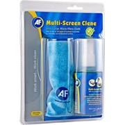 Набор для чистки Multi-Screen Clene с салфеткой из микрофибры Large Micro-fibre Cloth фото