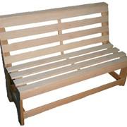 Скамейки для бани липа фото