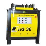 Станок для гибки арматуры Gocmenler AG36 фото