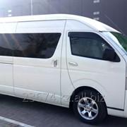 Пассажирские перевозки . Услуги микроавтобусов . Такси фото