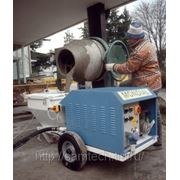 Штукатурная машина OFFICINE MONDIAL P11 фото