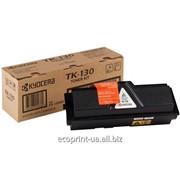 Картридж Kyocera FS 1300/1350DN/1028MFP, TK130 фото