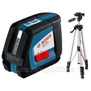 "Лазерный нивелир ""Bosch"" GLL 2-50 + BS 150 фото"