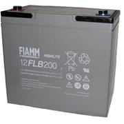 Герметичные аккумуляторные батареи серии FIAMM FLB фото