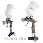 Краскораспылитель пневматический HVLP PROF Intertool PT-0130 фото