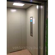 Пассажирский лифт. VEREX 400/630/1000кг фото