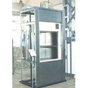 Лифт грузовой малый ПГ-239 г/п 100 кг. фото
