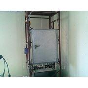 Малый грузовой лифт фото