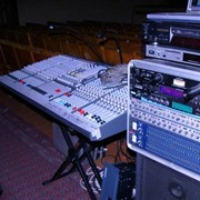 Прокат звукового оборудования фото