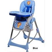 Стульчик для кормления Caretero Royo blu фото