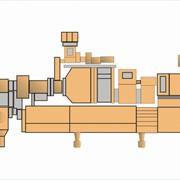Установка двухшнековая экструзионная РЗ-КЭД-88 фото