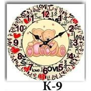 Часы K-9, 32х32 фото
