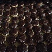 Печенье с какао фото