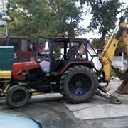 Экскаватор колесный Борекс-2103 фото