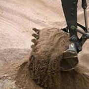 Песок отсев шлак керамзит глина грунт щебень фото