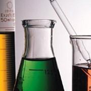 Органические реактивы. фото