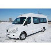 Микроавтобус Мерседес Спринтер 17- 20 мест. фото