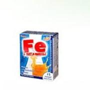 """Напиток """"Валетек Плюс"""" с 13 витаминами и железом фото"""