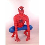 Прокат костюма Человек Паук ростовая кукла фото