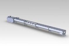 Конвейер винтовой ВК 320 купить транспортер для навозоудаления цена