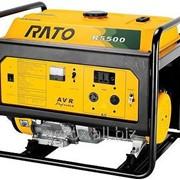 Бензиновый генератор Rato R5500 фото