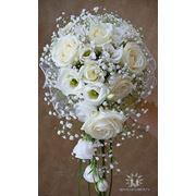 Свадебный букет №1 фото