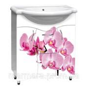 Лазерный Рисунок №8 орхидея розовая 1457 фото