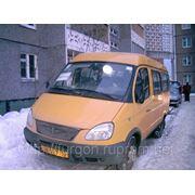 Переоборудование ГАЗ 32213 в 330202 фото