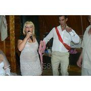 Ведущая на свадьбу фото