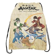 Сумка-мешок Аватар: Легенда об Аанге / Avatar: The Last Airbender для обуви №1 фото